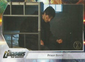 Arrow Season 4 Foil Parallel Base Card #11