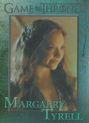 Game Of Thrones Season 3 Foil Parallel Base Card  58 Queen Cersei Lannister