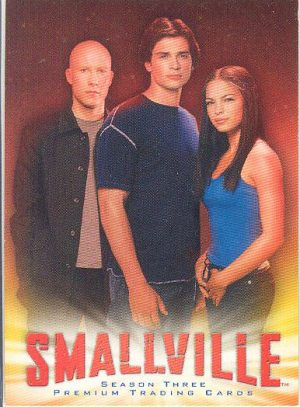 Smallville Season 6 Promo Card SM6-i