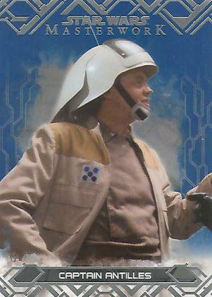 Star Wars Masterwork 2017 Base Card #29 Galen Erso