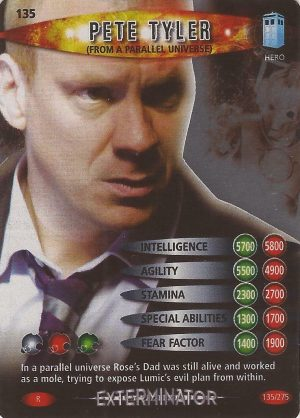Doctor Who Battles In Time Exterminator #177 9th Doctor