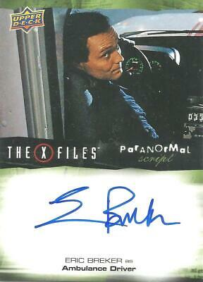 X Files Seasons 10 /& 11 My Struggle Chase Card MS8 William Monologue