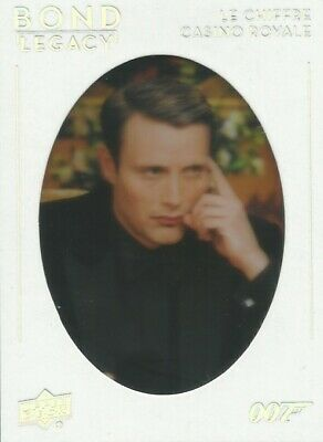 James Bond Tomorrow Never Dies Teri Hatcher Chase Card T9