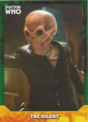 Doctor Who Signature Series Base Card #58 Zygon
